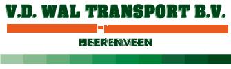 Van der Wal Transport Heerenveen